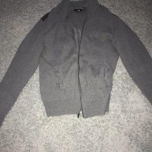Men's zip up jacket